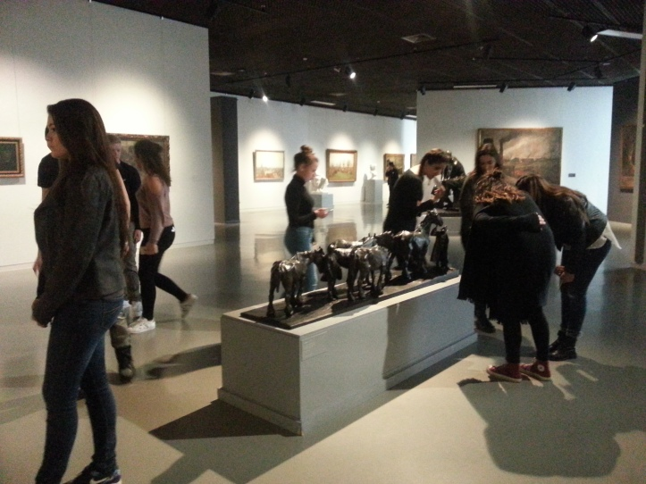 Photo article musée
