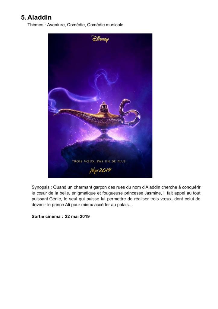 10 sorties cinéma 2019 à ne pas rater5