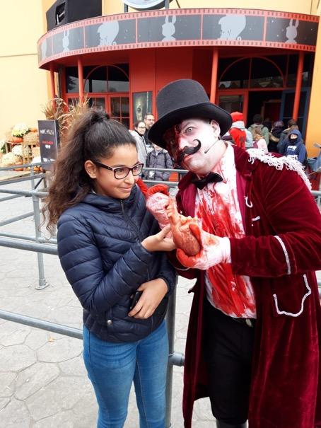 Walibi Belgique Halloween.Walibi A Halloween Bractu